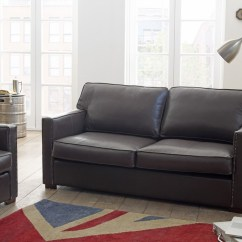 English Sofa Company Manchester Macys Furniture Sofas Showroom Newly Opened Castell Brown Leather