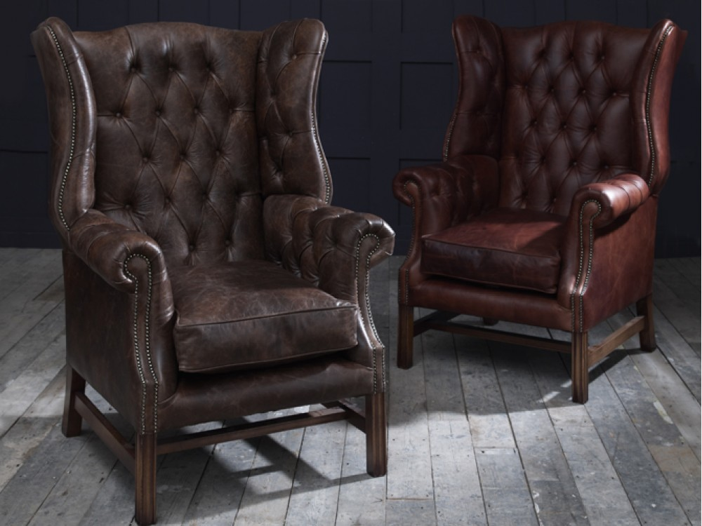 Brief History of the Wing Chair  The English Sofa Company