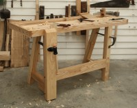 Woodwork Small Woodworking Benches PDF Plans