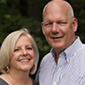 Doug and Polly White