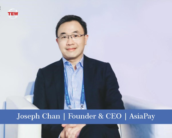 Joseph Chan-AsiaPay- Premier digital payment solutions | The Enterprise World
