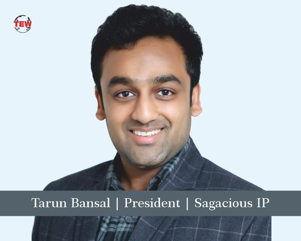 Sagacious IP A customer-focused organization, evolving with the changing needs.