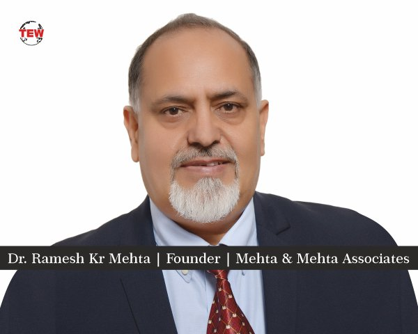 Dr. Ramesh Kr. Mehta –  Protecting values