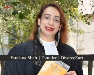 Vandana Shah Founder DivorceKart
