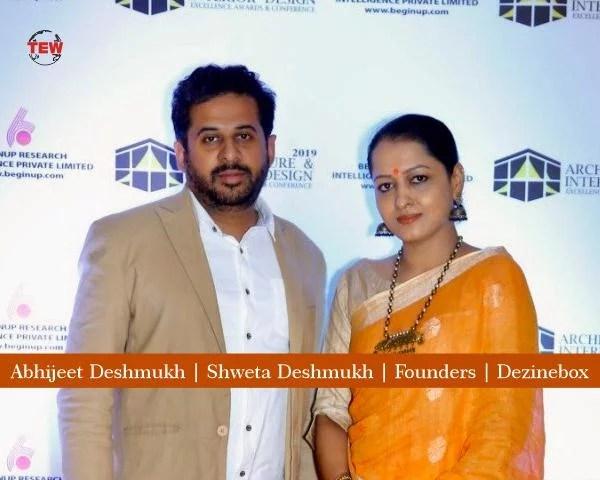 Abhijeet Deshmukh Shweta Deshmukh Founders Dezinebox