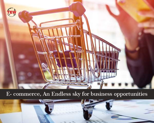 E-commerce, An Endless sky for business opportunities.