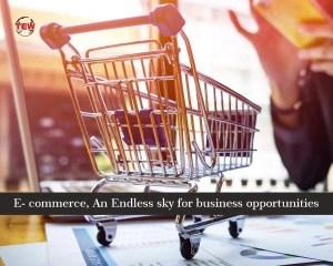 e commerce business opportunity
