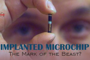 Implanted Microchip: The Mark of the Beast?