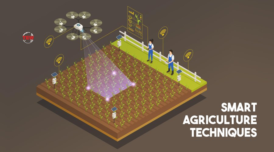 Smart farming techniques