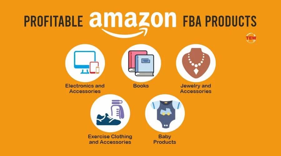 Profitable Amazon FBA Products