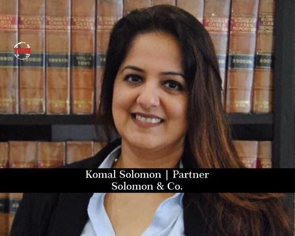 Komal Solomon Partner