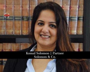 Komal Solomon Partner