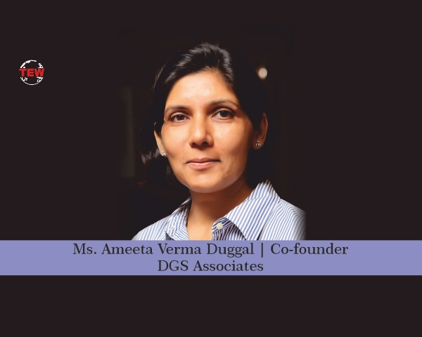 Ms. Ameeta Verma Duggal, Cofounder at DGS Associates