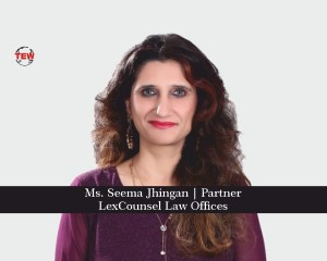 Ms. Seema Jhingan Partner- LexCounsel Law Offices