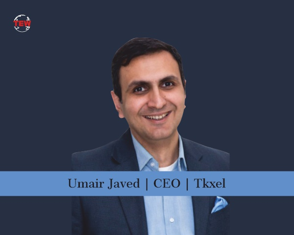 Umair Javed CEO Tkxel