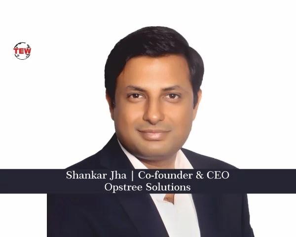 Shankar Jha Co-founder & CEO