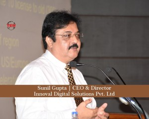 Sunil Gupta CEO & Director