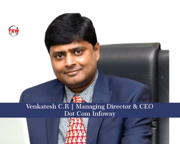 Venkatesh C.R Managing Director & CEO