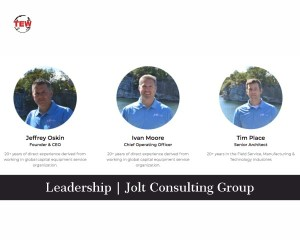 Leadership Jolt Consulting Group