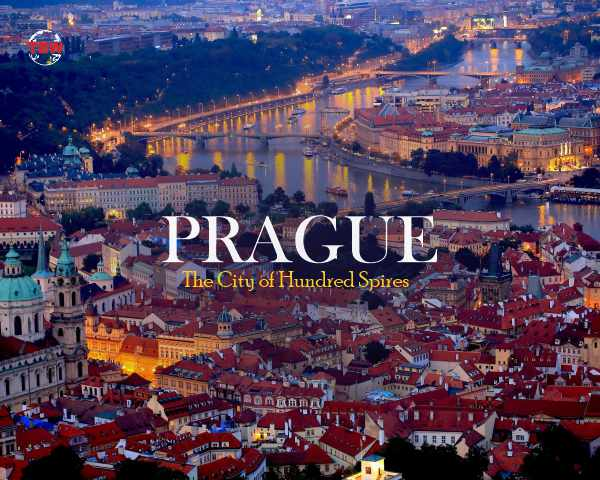 Prague – The City of Hundred Spires