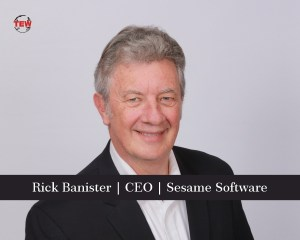 Rick Banister CEO Sesame Software