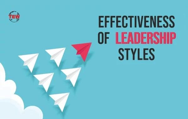 Effectiveness of Leadership Styles