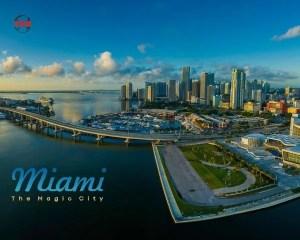 Miami The Magic City