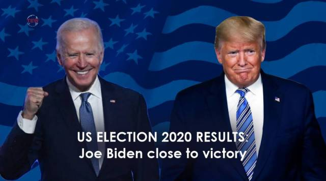 US Election 2020 Results Live Update: Joe Biden close to victory