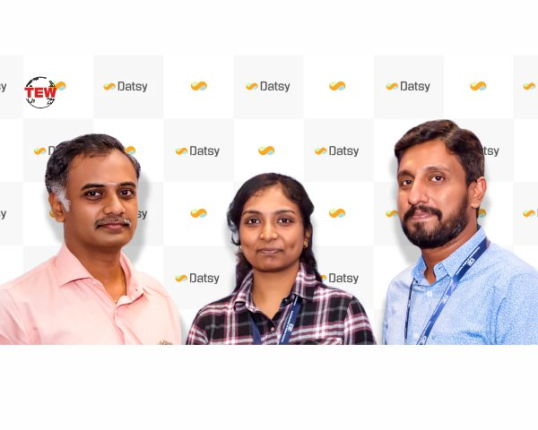 Mr. Logesh, Mr. Prakash, Ms. Deepika and Mr. Suresh, bootstrapped Thales Data Learning