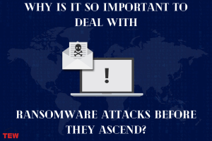 Why is it So Important to Deal with Ransomware Attacks before They Ascend?