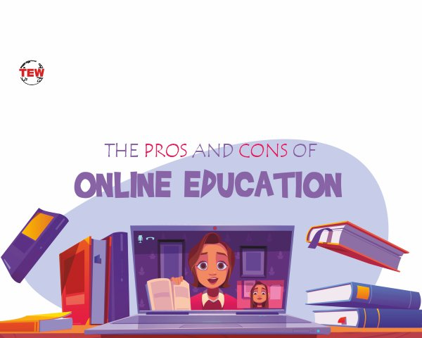 online education pros and cons