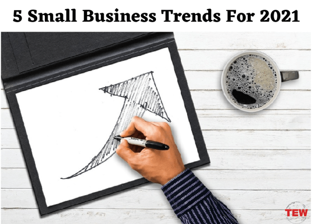 5 Small Business Trends For 2021