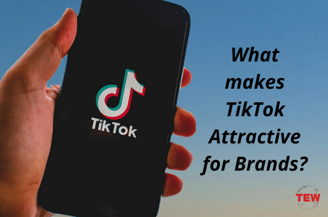 What makes TikTok attractive for brands_