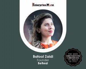 Batool Zaidi- BeReal