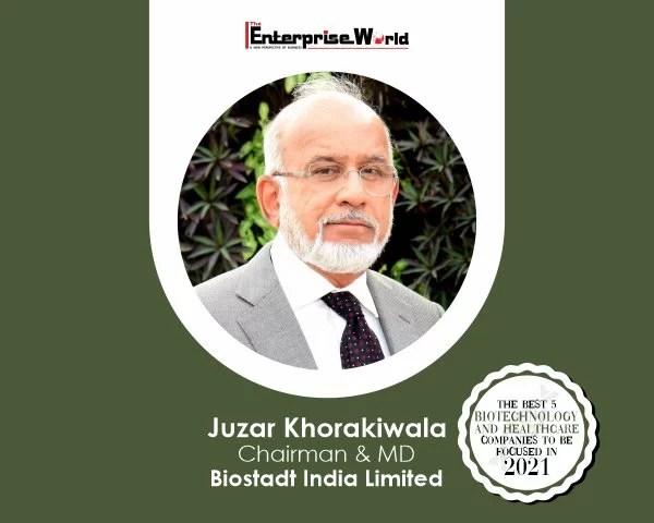 Juzar Khorakiwala- Biosadt India Ltd