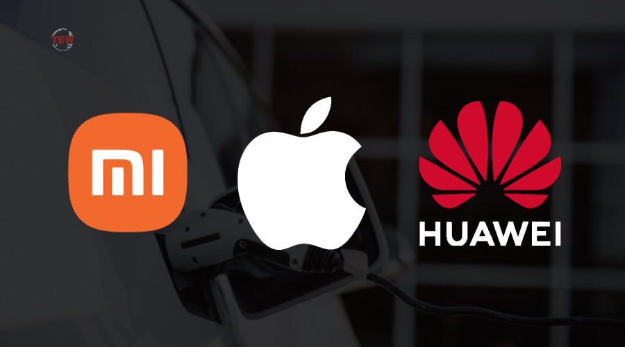 Xiaomi stepped into the EV Sector, Apple, Huawei planning to join the race!