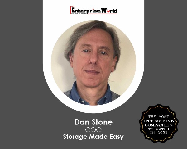 Dan Stone- Storage Made Easy