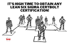It's High Time to Obtain Any Lean Six Sigma Certbolt Certification. Do It with Practice Tests!