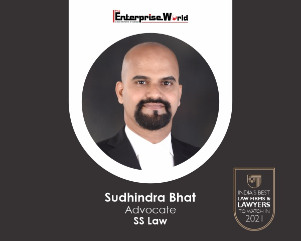Sudhindra Bhat's SS Law – The Leading and The Most Admired Law Firm in India