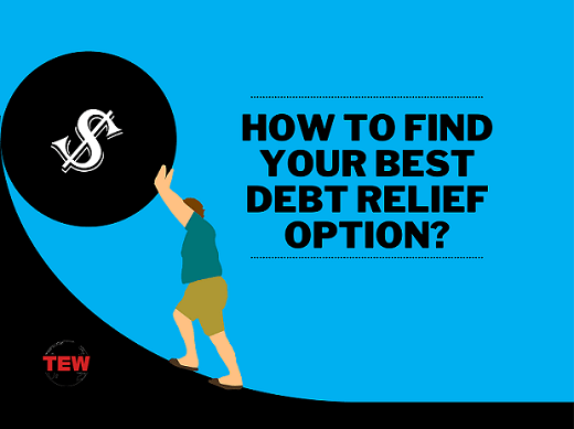 How to Find Your Best Debt Relief Options?