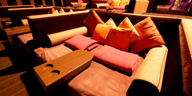 recliner sofa in malaysia abbyson living milan futon sleeper bed 6 movie theaters that will let you watch their films ...
