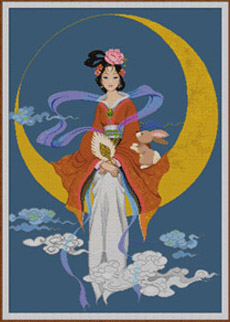 Good Stories From China Goddess Change Of The Moon
