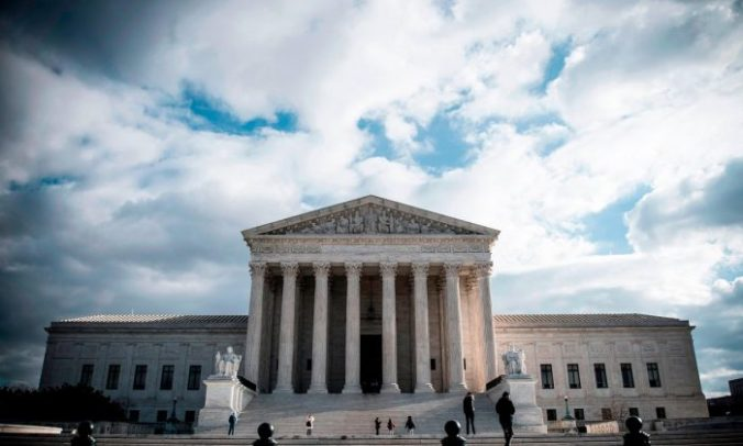 The Supreme Court. (Eric Baradat/AFP/Getty Images)