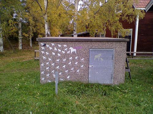 Equine Graffiti
