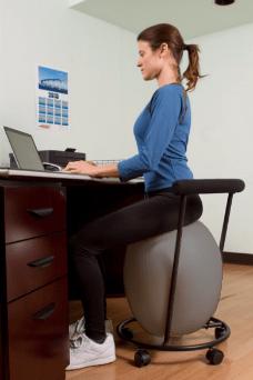 ergonomic chair ball elephant high original ergo the