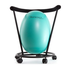 Yoga Ball Chair Reviews Accent Arm Chairs Ergonomic The Ergo
