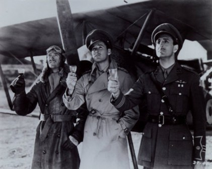 Image result for the dawn patrol 1938