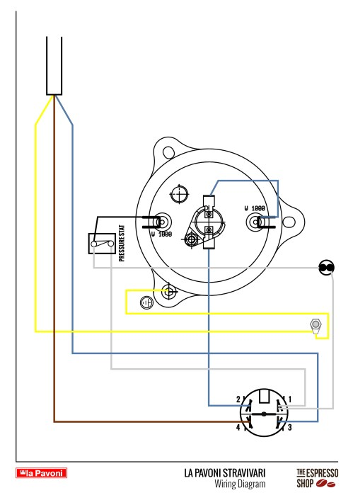 small resolution of wiring diagramsla pavoni stradivari