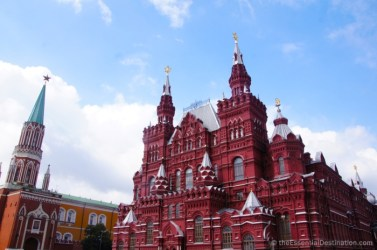 Buildings of the Kremlin