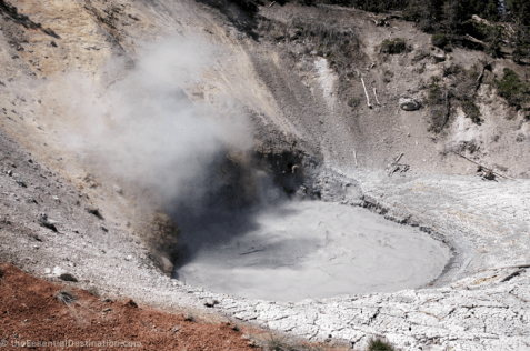 Boiling Mud